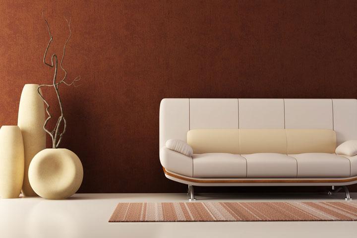 wandfarbe metallic kupfer effekt wandfarbe bronze. Black Bedroom Furniture Sets. Home Design Ideas